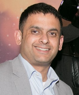 Sundeep Bajikar author photo